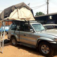 Rent a 4×4 Car in Uganda & Rwanda